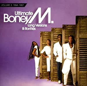 Ultimate Boney M.-Long Versions & Rarities 3