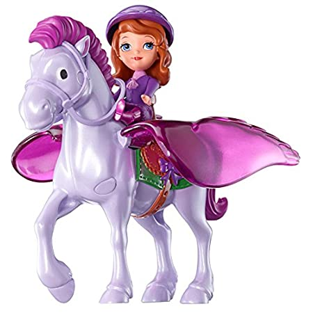 Disney Sofia the First and Minimus: Now that she's a princess, Sofia must adapt to an extraordinary life of royalty and learn how to be a princess-inside and out! That means rising to new challenges and opportunities, like trying out for the flying R...