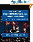 MODELOS ECONOMETRICOS con DATOS de PA...
