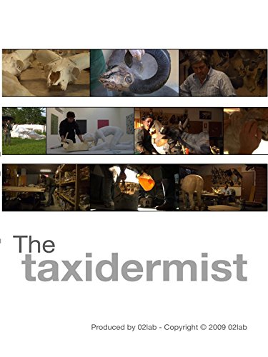 The taxidermist on Amazon Prime Instant Video UK