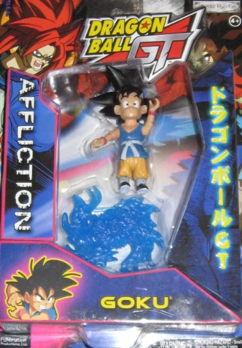Picture of Jakks Pacific Dragon Ball GT Action Figure: Goku (5 in) - Series 1 (B003T9CCIM) (Dragon Ball Action Figures)