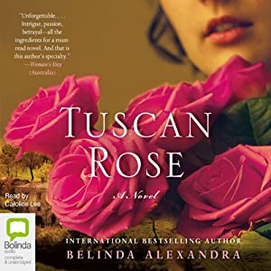 Tuscan Rose Audiobook