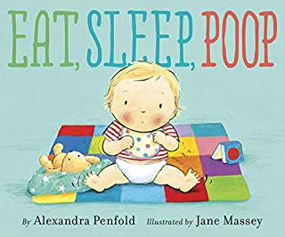 Book Cover: Eat, Sleep, Poop