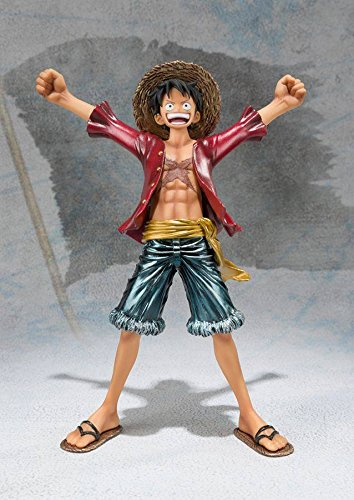 ONE PIECE ワンピース フィギュアーツZERO モンキー・D・ルフィ 新世界編 Special Color Edition