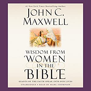 Wisdom From Women in the Bible Audiobook