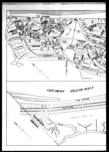 Plate 004 - Left - Bourne, Sagamore Beach, Barnstable County 1910, Massachusetts, 1910 Old Map ...