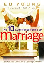 The Ten Commandments of Marriage