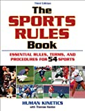The Sports Rules Book - 3rd Edition