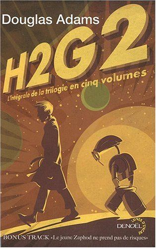 H2G2 Le guide du routard intergalactique