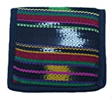 グアテマラ 二つ折り財布 絣織り 民族織物 GU-007-1