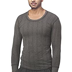 Ranjit Rocky Thermal Round Neck Full Sleeve T-Shirt (Pack Of 2) (Small)