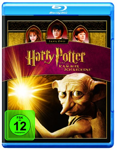 Harry Potter und die Kammer des Schreckens (1-Disc) [Blu-ray]