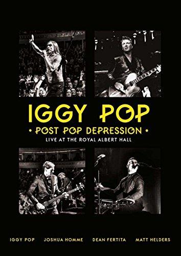 Iggy Pop - Post Pop Depression Live At The Royal Albert Hall - Zortam Music