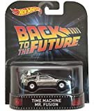 "Time Machine Mr. Fusion ""Back To The Future"" Hot Wheels 2015 Retro Series 1/64 Die Cast Vehicle"
