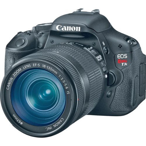 Product Image: Canon - Eos Rebel T3i Digital Camera With 18-55Mm Lens Kit