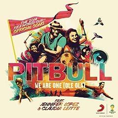 We Are One (ole Ola) von Pitbull Feat. Jennifer Lopez & Claudia Leitte bei Amazon kaufen