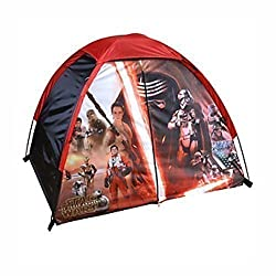 Disney Star Wars Indoor / Outdoor Kids Play Tent 4 X 3