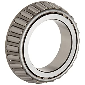 Bore Tolerances For Bearings http://www.amazon.com/Timken-Tapered-Standard-Tolerance-Straight/dp/B0071AX87Y