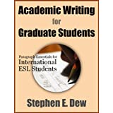 Academic Writing for Graduate Students (Academic Writing Skills)
