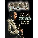Congo Square [DVD] [Region 1] [US Import] [NTSC]by Wynton Marsalis & Jalc...