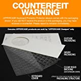UPPERCASE Ultra Thin Clear Soft TPU Keyboard Cover Skin for Macbook Pro 13 15 17 Inch