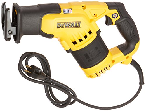 DEWALT DWE357 12-Amp Compact Reciprocating Saw (Electronic Key Cutting Machine compare prices)