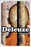 Foucault (Continuum Impacts) (0826490786) by Gilles Deleuze