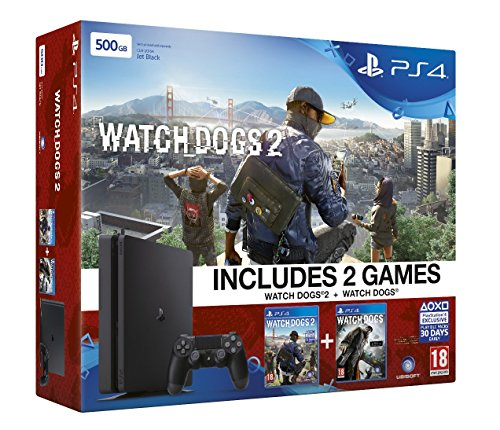 sony-playstation-4-500gb-watchdogs-2-bundle