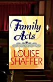 Family Acts (Center Point Platinum Fiction (Large Print))