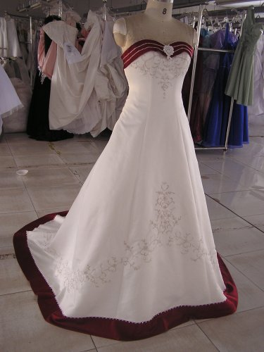 Wedding Dress A047