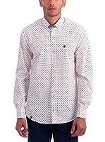 Polo Club Camisa Hombre Veneto (Blanco)