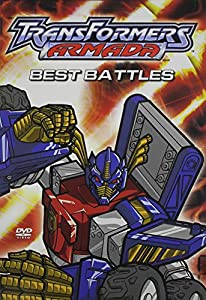 Transformers Armada: Best Battles [Import]