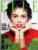 ELLE  du 06/01/1992
