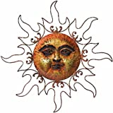 Regal Art and Gift 10050 Marble Sun Wall Decor, Bronze (Discontinued by Manufacturer)