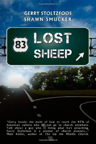 83-lost-sheep-english-edition