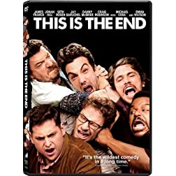 This Is the End (+ UltraViolet Digital Copy)
