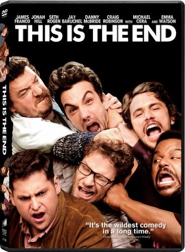 This Is the End (+ UltraViolet Digital Copy) - Seth Rogen