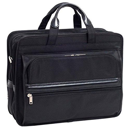 mcklein-usa-elston-nylon-double-compartment-laptop-case-