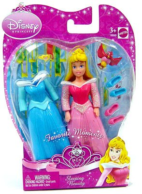 Picture of Mattel Disney Princess Favorite Moments Figure Sleeping Beauty (B0023B7YJ4) (Mattel Action Figures)