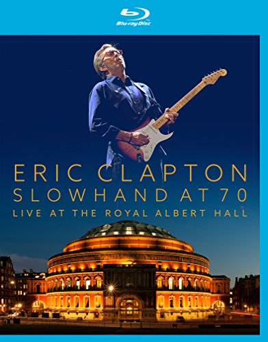 Eric Clapton - Slowhand At 70 - Live At The Royal Albert Hall[2 Cd/blu-Ray Combo] - Zortam Music