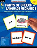 Parts of Speech and Language Mechanics Gr. 1, Language Games Galore