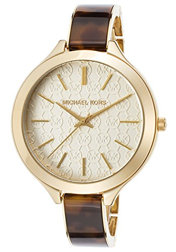 Michael Kors MK4293 43mm Multicolor Steel Bracelet & Case Mineral Women's Watch