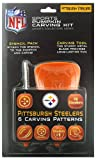 NFL Pittsburgh Steelers Pumpkin Carving Kit