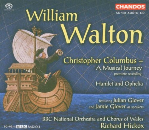 Christopher Columbus by W. Walton