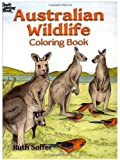 Australian Wildlife Coloring Book
