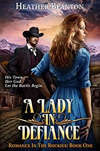 A Lady In Defiance by Heather Blanton ebook deal