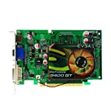 EVGA GeForce 9400GT 1GB DDR2 PCIe Graphics Card (01G-P3-N943-LR)
