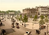 London, Hyde Park Corner, England, Photograph, Print, Picture.