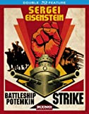 Sergei Eisenstein Double Feature: Battleship Potemkin & Strike [Blu-ray]
