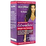Windmill Health Products QuickTrim Extreme Burn Sustained Release Weight Loss Formula, 60 Caplets